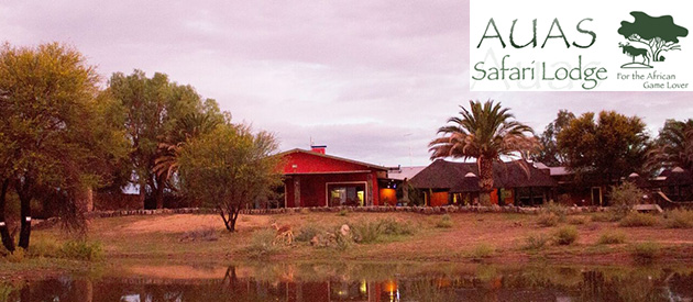 AUAS SAFARI LODGE