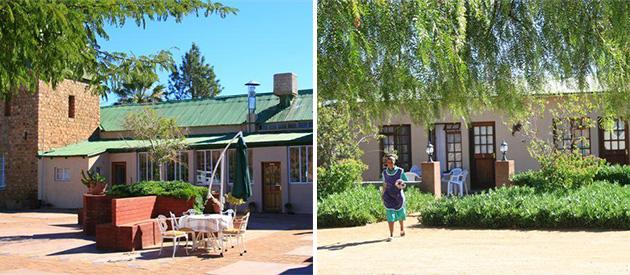 farm lodge namibia